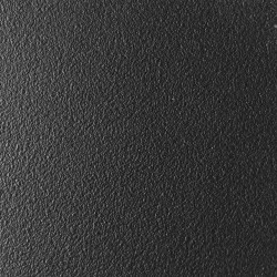 Banque d\'accueil Wave, élément d\'angle, Proselec noir Mat