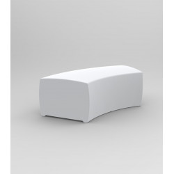 Banc And, Vondom blanc Mat