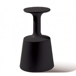 Tabouret de Bar Drink, Slide Design Noir