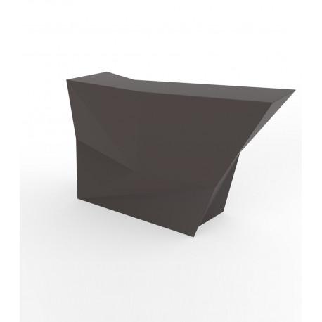 Bar latéral Faz, Vondom bronze Mat