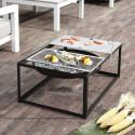 Brasero Barbecue design Slide, Konstantin Slawinski