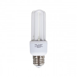 Ampoule à économie d\'énergie blanc 65W