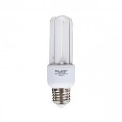 Ampoule à économie d\'énergie blanc 15W