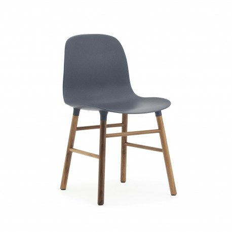 Form Chair Noyer, Normann Copenhagen Bleu