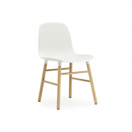 Form Chair Chêne, Normann Copenhagen Blanc