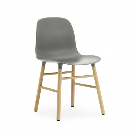 Form Chair Chêne, Normann Copenhagen Gris
