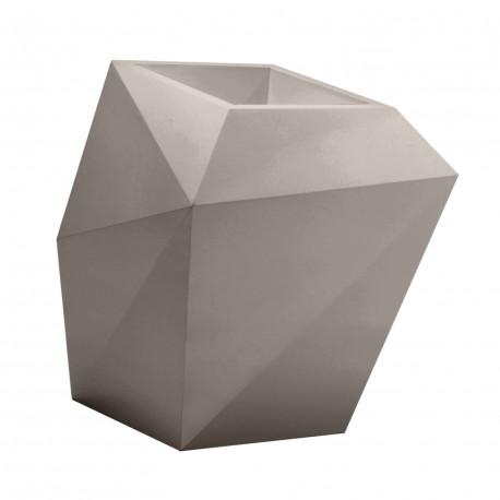 Pot Medium design Faz, Vondom Taupe