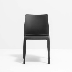 Chaise Volt 670, Pedrali, Noir
