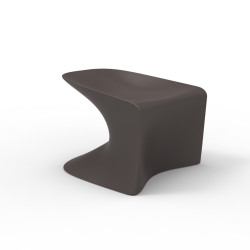 Tabouret Bas Wing, Vondom Bronze Mat