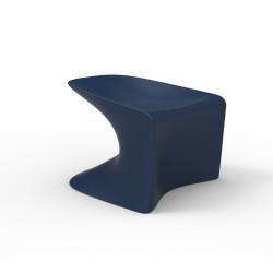 Tabouret Bas Wing, Vondom Bleu Mat