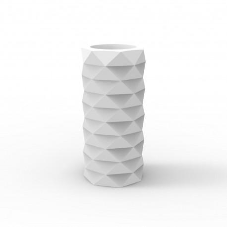 Pot de Jardin Marquis diamètre 25 cm, Vondom blanc Mat