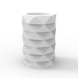 Pot de Jardin Marquis diamètre 40 cm, Vondom blanc Mat