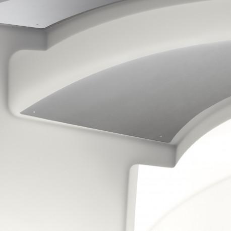 Tablette Desk inox, pour Break bar, Slide Design