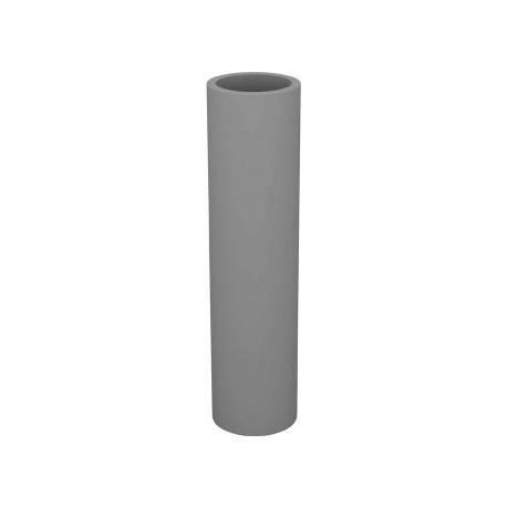 Pot Torre Aigua, Vondom gris acier Diamètre 25 cm