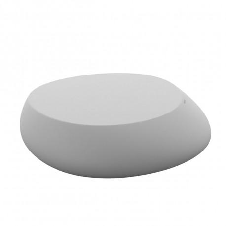 Table basse Stone, Vondom gris acier