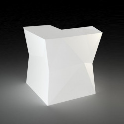 Bar d'angle Faz, Vondom Lumineux Led blanc