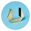 Assemblage, Lot de 8 cubes-étagères, Seletti anthracite