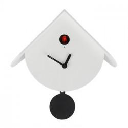Petite Horloge Titti, Diamantini & Domeniconi blanc