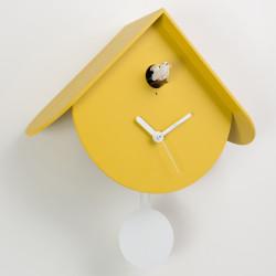 Petite Horloge Titti, Diamantini & Domeniconi jaune