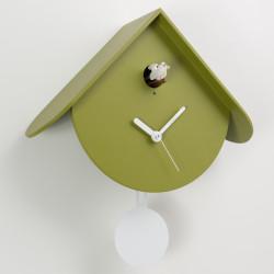Petite Horloge Titti, Diamantini & Domeniconi vert