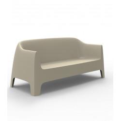 Canapé Solid sofà, VONDOM écru