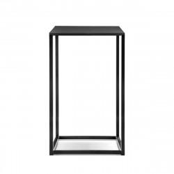 Table d'appoint Code 40x40xH60 cm, Pedrali noir