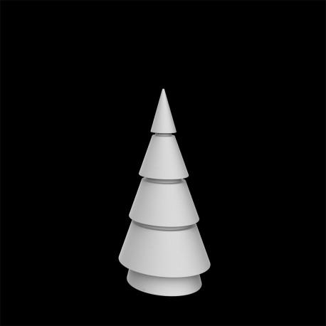 Sapin de Noel lumineux Forest, Vondom, Hauteur 150 cm, éclairage Led blanc, intérieur extérieur,
