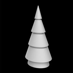 Sapin de Noel lumineux Forest, Vondom, Hauteur 200 cm, éclairage Led blanc, intérieur extérieur,
