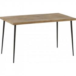 Table Stockholm, Hanjel 130x70xH76cm