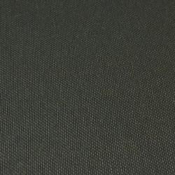 Coussin pour fauteuil Lounge Solid, Vondom, tissu Silvertex, coloris gris carbone