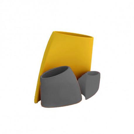 Pot Tao, Taille L, hauteur 90 cm, Myyour, jaune