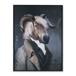 Chatterton, portrait série limitée, Ibride, Taille L, L64 x H85 x P4 cm
