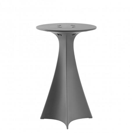 Mange debout Jet, Slide Design gris éléphant D62xH100 cm