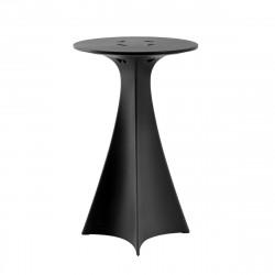Mange debout Jet, Slide Design noir D62xH100 cm