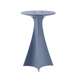 Mange debout Jet, Slide Design bleu D62xH100 cm