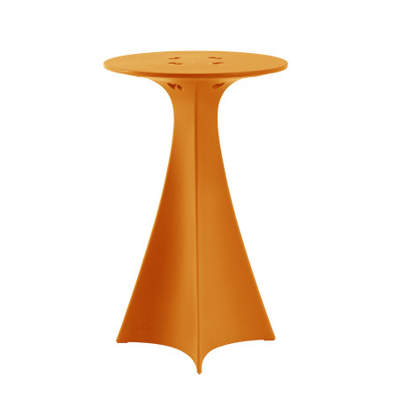 Mange debout Jet, Slide Design orange D62xH100 cm