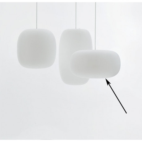 Suspension Pandora, My Your blanc taille S