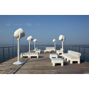 Lampadaire Hollywood, My Your, blanc