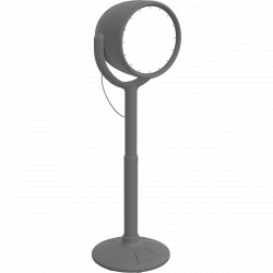 Lampadaire Hollywood, My Your, gris