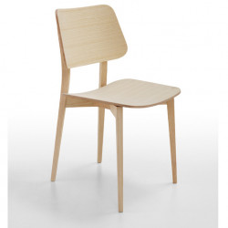 Chaise Joe SLLG, Midj, Chêne naturel