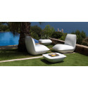 Table basse Pillow, Vondom blanc