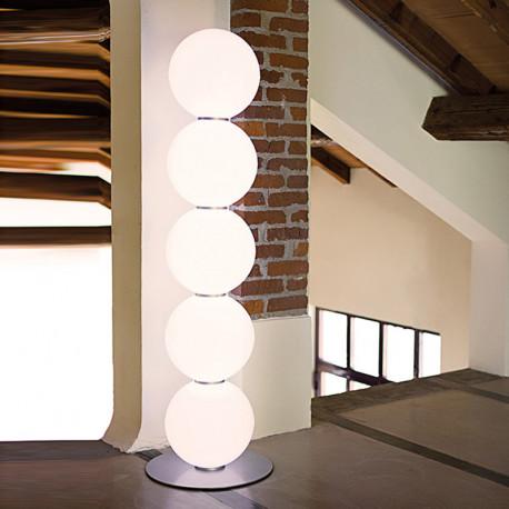 Lampadaire design Pearl, Slide Design blanc
