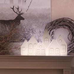 Maisons lumineuses Kuusi, Slide Design