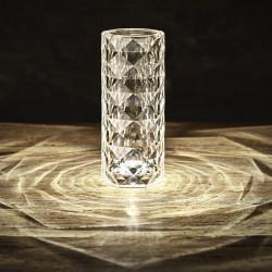 Lampe Marquis cristal, Vondom Led White