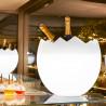 Seau à Champagne Kalimera lumineux, Slide Design