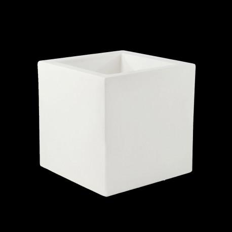 Pot Cubo lumineux Leds blancs 40x40x40 cm, Vondom, double paroi