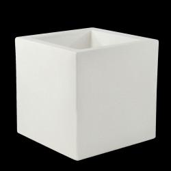 Pot Carré lumineux Leds blancs 60x60x60 cm, Vondom, double paroi