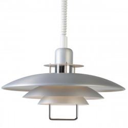 Suspension Primus II diamètre 43cm, Belid, Argenté Oxyde