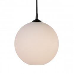 Suspension Capo diamètre 30cm, Belid, Opal et Noir