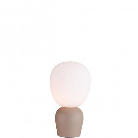 Lampe Buddy diamètre 36cm, Belid, Opal et Sable